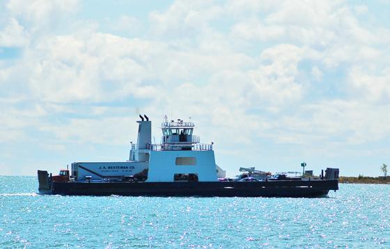 Drummond Island Ferry Schedule