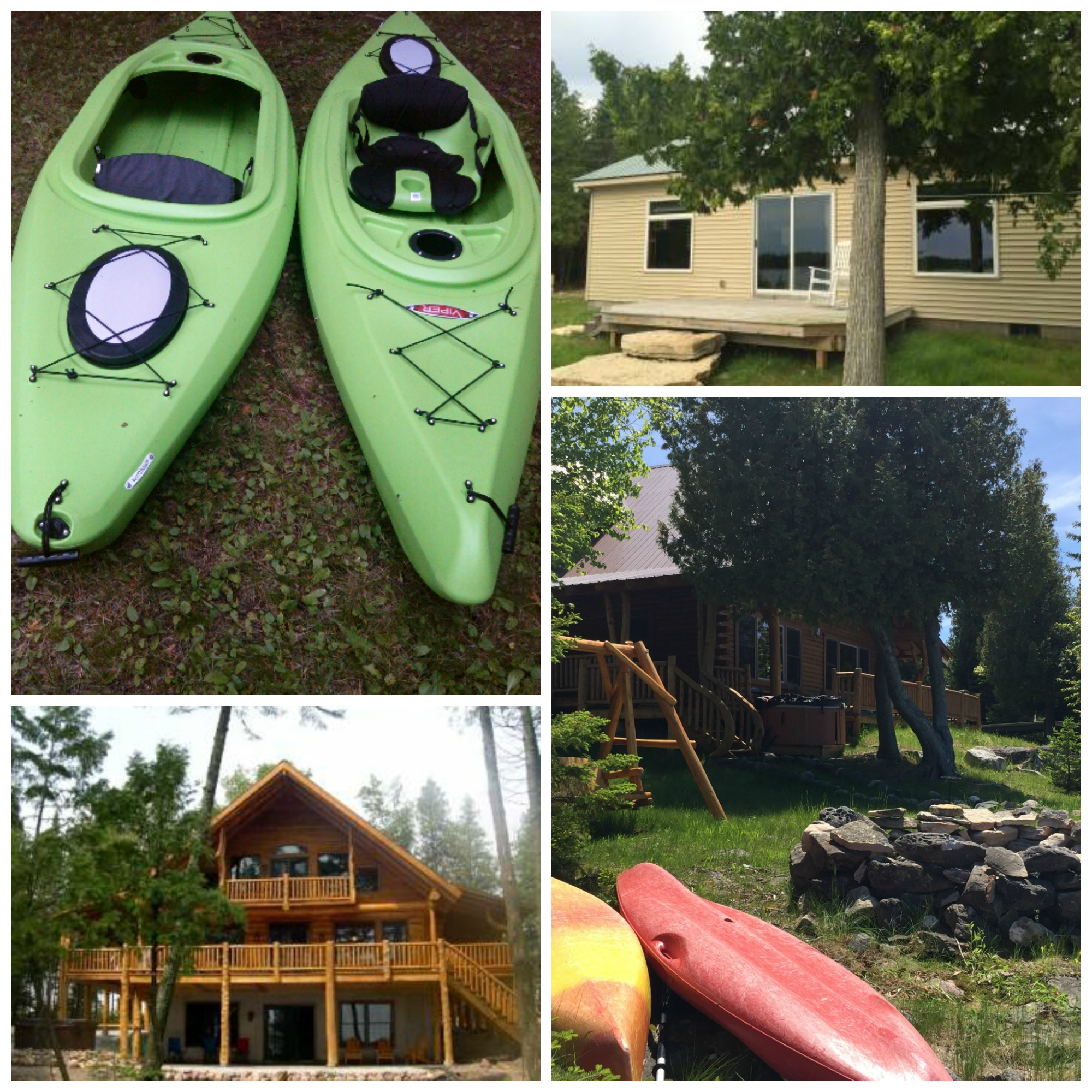 Drummond Island Michigan | Drummond Island Rentals | Vacation Homes on Drummond Island